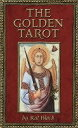 Golden Tarot [With W 120 Page Book] TAROT DECK-GOLDEN TAROT [ Kat Black ]
