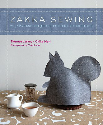 Zakka Sewing: 25 Japanese Projects for the Hous…