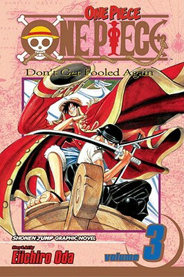 One Piece, Vol. 3画像