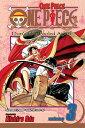 One Piece, Vol. 3 1 PIECE VOL 3 (One Piece) [ Eiichiro Oda ]