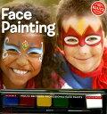 【送料無料】Face Painting [With Water-Based Paints][洋書]