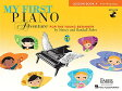 My First Piano Adventure, Lesson Book A, Pre-Reading: For the Young Beginner [With CD (Audio)] MY 1ST PIANO ADV LESSON B-W/CD [ Nancy Faber ]