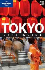 【送料無料】Lonely Planet Tokyo City Guide [With Pullout Map] [ Andrew Bender ]