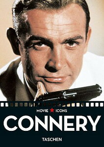 CONNERY (SEAN CONNERY) (ICONS MOVIE) [ ALAIN SILVER ]