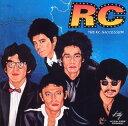 RCサクセション(RC SUCCESSION)のカラオケ人気曲ランキング第5位 「上を向いて歩こう」を収録したCDのジャケット写真。