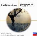 ラフマニノフ:ピアノ協奏曲第2番・第4番