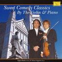 【送料無料】ヴァイオリンとピアノによる冗談音楽の調べ