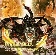 劇場公開アニメーション::.hack//G.U. TRILOGY ORIGINAL SOUND TRACK画像