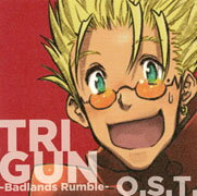 劇場版 TRIGUN -Badlands Rumble- O.S.T.画像
