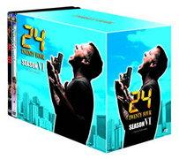 24-TWENTY FOUR- シーズン6 DVDコレクターズBOX [ キーファー・サザーランド ]