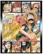 【送料無料】ワンピースフィルム ストロングワールド 10th Anniversary LIMITED EDITION【Blu-r...