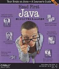 Head First Java 頭とからだで覚えるJavaの基本/KathySierra/BertBates/夏目大【1000円以上送料無料】