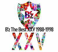 【1000円以上送料無料】B'z The Best XXV 1988-1998(初回限定盤)(DVD付)/B'z
