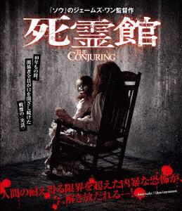 【1000円以上送料無料】死霊館 ブルーレイ&DVDセット/ベラ・ファーミガ