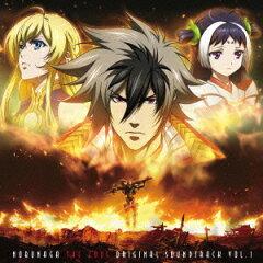 【1000円以上送料無料】TVアニメ ノブナガ・ザ・フール オリジナルサウンドトラック 1