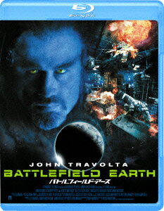 【後払いOK】【1000円以上送料無料】バトルフィールド・アース(Blu−ray Disc)/ジョン・...