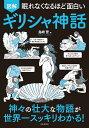 図解眠れなくなるほど面白いギリシャ神話/島崎晋【1000円以上送料無料】