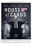【中古】 ハウス・オブ・カード 野望の階段 SEASON 1 DVD Complete Package /ケヴィン・スペイシー(出演、製作総指揮),ロビン・ライト, 【中古】afb