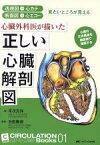 【中古】 心臓外科医が描いた正しい心臓解剖図 透視図 心カテ 断面図 心エコー 見たいところが見える CIRCULATION Up−to−Date Books/末次 【中古】afb