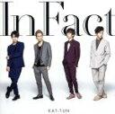 【中古】 In Fact(通常盤/初回プレス仕様) /KAT−TUN 【中古】afb