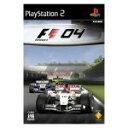 【中古】 Formula One(フォーミュラワン) 2004 /PS2 【中古】afb