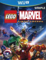 【中古】 LEGO マーベル スーパー・ヒーローズ ザ・ゲーム /WiiU 【中古】afb