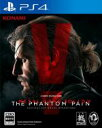 【中古】 METAL GEAR SOLID V:THE PHANTOM PAIN /PS4 【中古】afb