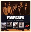 【中古】 【輸入盤】FOREIGNER Original Album Series /フォリナー 【中古】afb