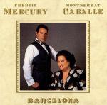 【中古】 【輸入盤】Barcelona /フレディ・マーキュリー&モンセラ・カバリエ 【中古】afb