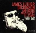 【中古】 【輸入盤】I'm Just Dead I'm Not Gone /JamesLutherDickinson&NorthMississippiAllst 【中古】afb - ブックオフオンライン楽天市場店