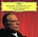 【中古】 ブラームス:交響曲第1番 /カール・ベーム/ベルリ