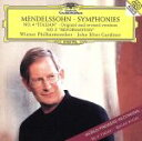【中古】 メンデルスゾーン:交響曲第4番&第5番 /ジョン・