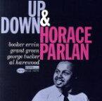 【中古】 【輸入盤】Up & Down /ザ・ホレス・パーラン・トリオ 【中古】afb
