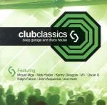 中古  輸入盤 ClubClassics:DeepGarage&DiscoHouse/(オムニバス) 中古 afb