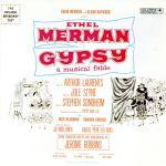【中古】 【輸入盤】Gypsy: A Musical Fable (1959 Original Broadway Cast) /スティーヴン・ソンドハイムJac 【中古】afb
