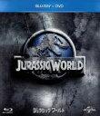 【中古】 ジュラシック・ワールド ブルーレイ&DVDセット(Blu−ray Disc) /(関連)ジ