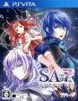 【中古】 SA7−SILENT ABILITY SEVEN− /PSVITA 【中古】afb