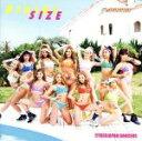 【中古】 BIKINI SIZE(DVD付) /CYBERJAPAN DANCERS 【中古】afb