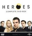 【中古】 HEROES コンプリート DVD−BOX /マイロ・ヴィンティミリア,ヘイデン・パネッティーア,マシ・オカ 【中古】afb