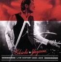 【中古】 LIVE HISTORY 2000〜2015 /矢沢永吉 【中古】afb