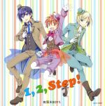 CD, アニメ  12Step BOYS afb
