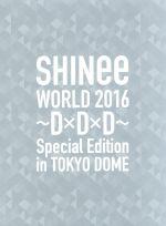 韓国(K-POP)・アジア, 韓国(K-POP)・アジア  SHINee WORLD 2016DDD Special Edition in TOKYOBluray Disc SHIN afb