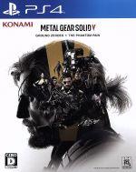 プレイステーション4, ソフト  METAL GEAR SOLID VGROUND ZEROES THE PHANTOM PAIN PS4 afb