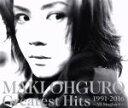 【中古】 Greatest Hits 1991−2016〜ALL Singles+〜(STANDARD盤) /大黒摩季 【中古】afb
