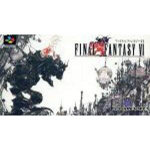 [Используется] SFC Final Fantasy VI / Super Nintendo [Используется] afb