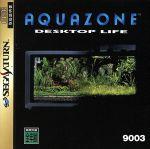 テレビゲーム, セガサターン  AQUAZONE for SEGA Saturn afb