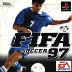 【中古】 FIFAサッカー97 /PS 【中古】afb