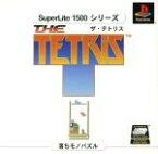【中古】 THE TETRIS(テトリス) SuperLite1500シリーズ /PS 【中古】afb