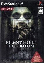 プレイステーション2, ソフト  SILENT HILL4 PS2 afb