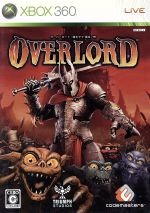 Xbox360, ソフト  Overlord Xbox360 afb